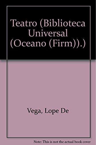 9789701845011: Teatro (BIBLIOTECA UNIVERSAL (OCEANO (FIRM)).) (Spanish Edition)