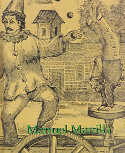 Manuel Manilla (Spanish Edition) [Hardcover] by Bonilla