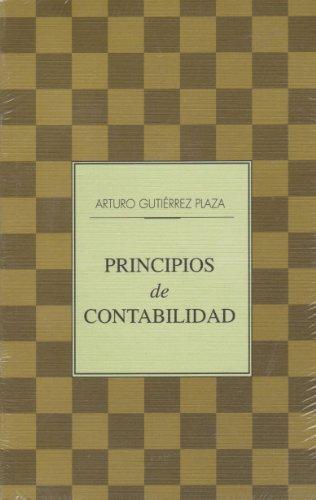 9789701848531: Principios de contabilidad (Práctica mortal) (Spanish Edition)