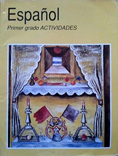 Espanol, Primer grado, actividades: Margarita Gomez Palacio