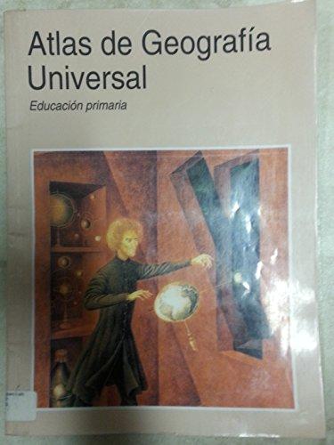 9789701868676: Atlas de Geografia Universal: Educacion Primaria