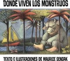 9789701873441: Donde Viven Los Monstruos/ Where the Wild Things Are