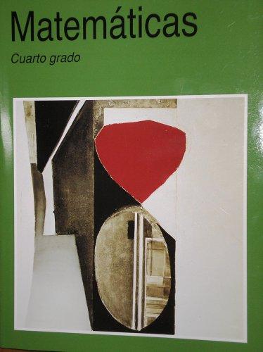 9789701879108: Matematicas Cuarto Grado