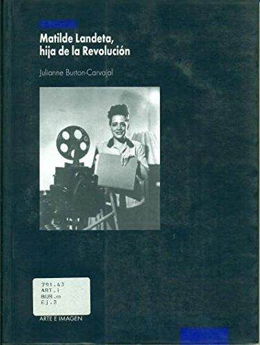 9789701883754: Matilde Landeta, Hija de la Revolucion