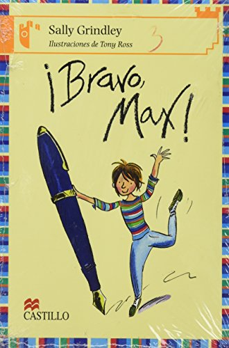 Bravo, Max/ Bravo, Max (Spanish Edition) (9789702012337) by Sally Grindley