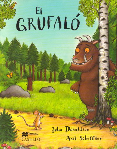 9789702013006: El grufalo/ The Gruffalo (Castillo de la lectura/ Reading Castle)