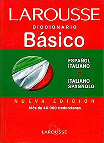 9789702203650: Diccionario Basico Italiano-Espanol (Spanish Edition)