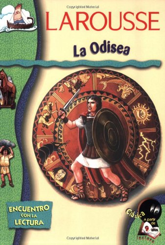 9789702205272: La Odisea (Encuentro con la Lectura) (Spanish Edition)