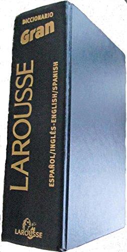 9789702206569: Larousse Gran Diccionario: Ingles-Espanol, Espanol-Ingles (Spanish Edition)
