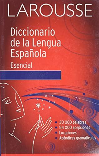 Diccionario Esencial de la Lengua Espanola Format: Trade Paper