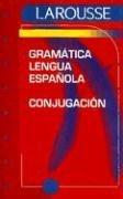 9789702209966: Gramatica lengua Espanola / Grammar Spanish Language: conjugacion / Conjunction (Spanish Edition)