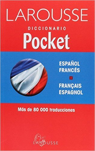 9789702212171: Diccionario Pocket Espanol-Frances - Francais.Espagnol 3b: Edicion