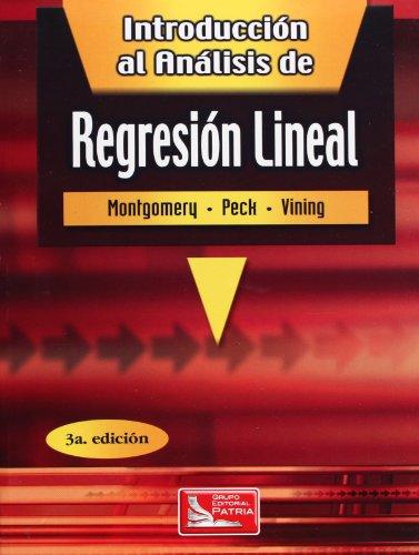 9789702403272: Introducción al análisis de Regresión Lineal