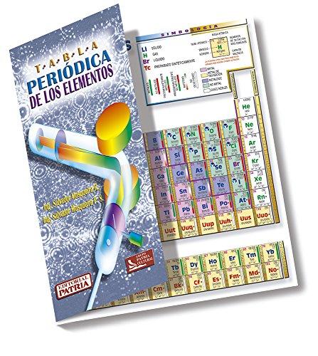 9786077446156 tabla periodica de los elementos abebooks 9789702406150 tabla periodica elementos 2ae urtaz Images