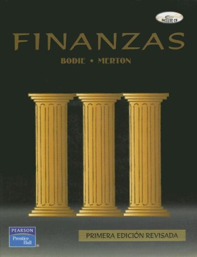 9789702600978: Finanzas with CDROM / Finance (Spanish Edition)