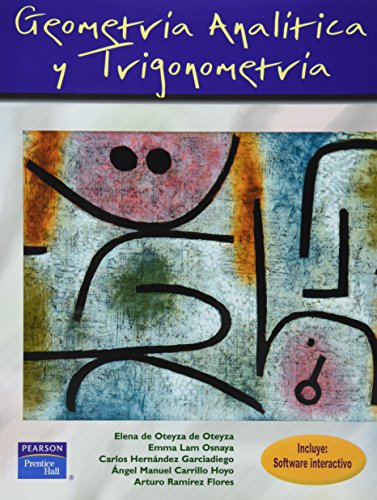 9789702601005: Geometria Analitica y Trigonometria (Spanish Edition)
