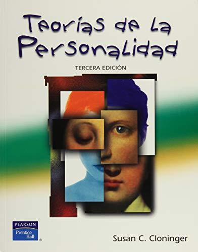 9789702602286: Teorias de la Personalidad (Universitario) (Spanish Edition)