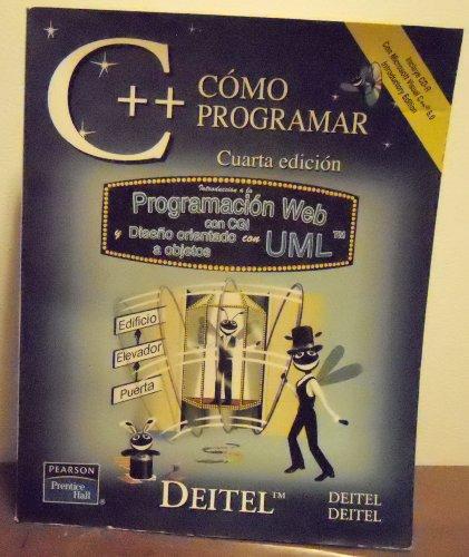 9789702602545: Como Programar En C++ (Spanish Edition)