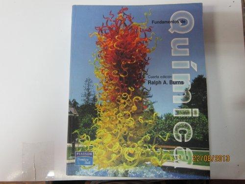 9789702602811: Fundamentos De Quimica (Spanish Edition)