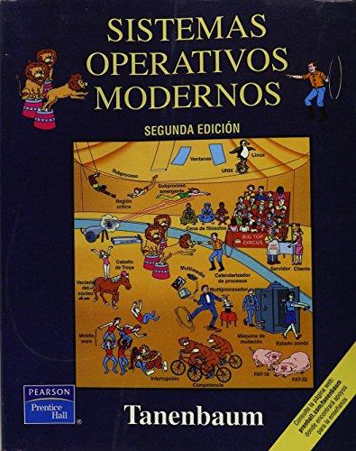 9789702603153: Sistemas Operativos Modernos