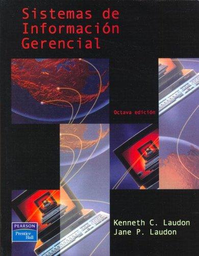 9789702605287: Sistemas de Informacion Gerencial (Spanish Edition)