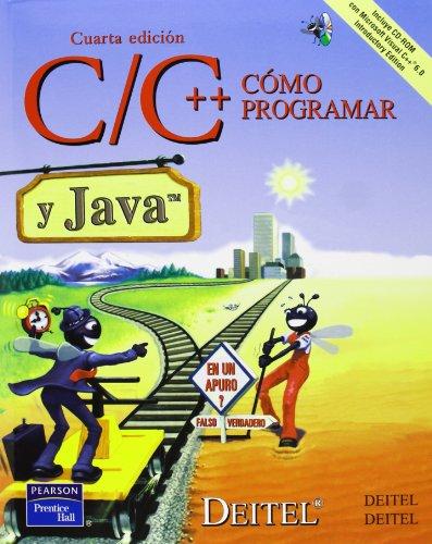 9789702605317: Cómo Programar En C,C++ Y Java
