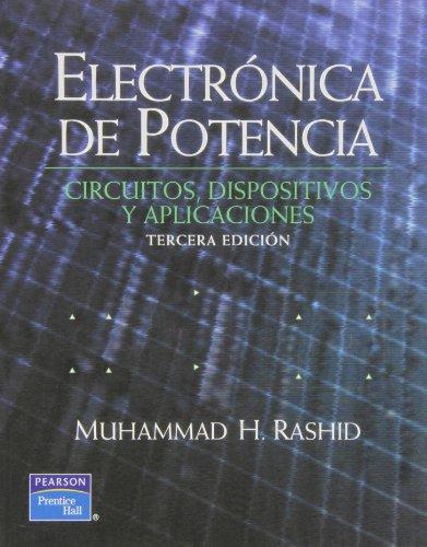 9789702605324: Electronica de Potencia. Circuitos Dispositivos y Aplicaciones, 3/ed.