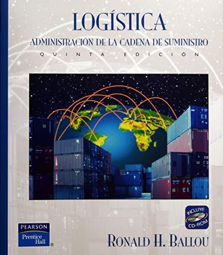Logística (Spanish Edition): Ballou, Ronald H.