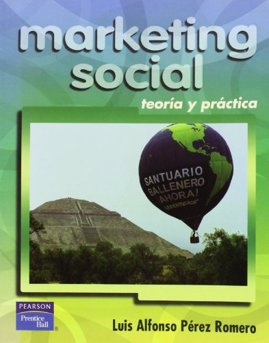 9789702605416: MARKETING SOCIAL (PEARSON)