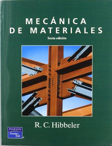 9789702606543: Mecánica De Materiales 6