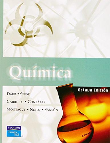 9789702606949: Quimica 8'Ed