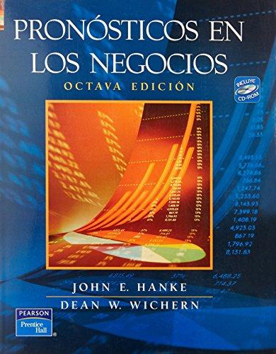 9789702607595: Pronosticos en los Negocios, 8/ed., incluye CD