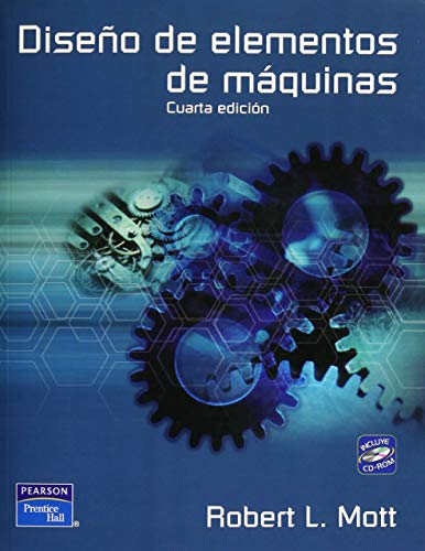 9789702608127: Diseno de Elementos de Maquinas