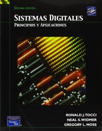 Sistemas Digitales: Principios y Aplicaciones, 10/ed., Incluye: TOCCI