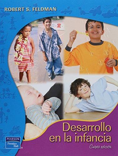 9789702610489: Desarrollo en la infancia 4ED