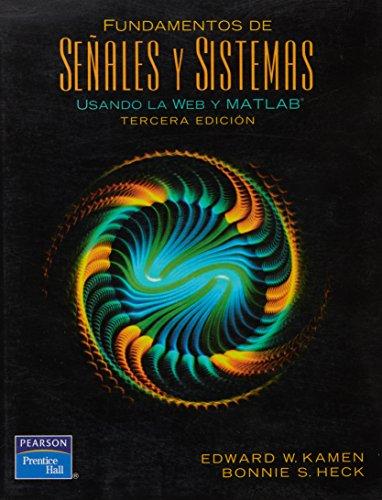9789702611875: Fundamentos de señales y sistemas