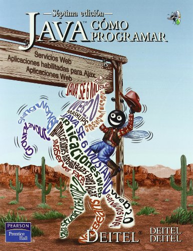 Java Como programar, 7/ed., incluye CD (9702611903) by DEITEL