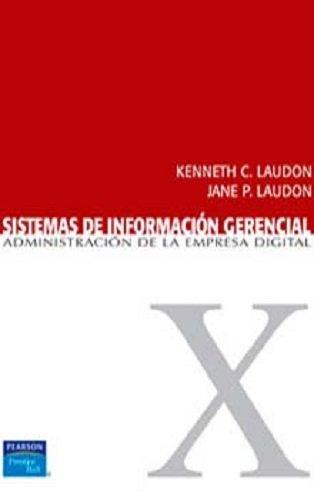9789702611912: Sistemas De Informacion Gerencial