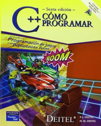 9789702612735: C++ COMO PROGRAMAR - CON CD