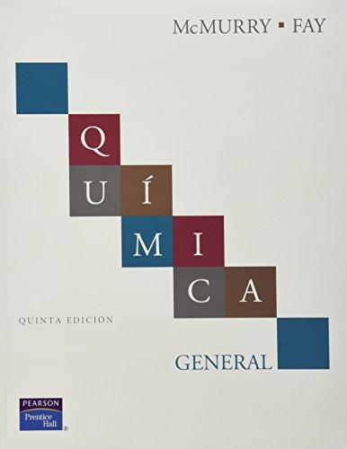 Química general (Paperback): JOHN MCMURRY