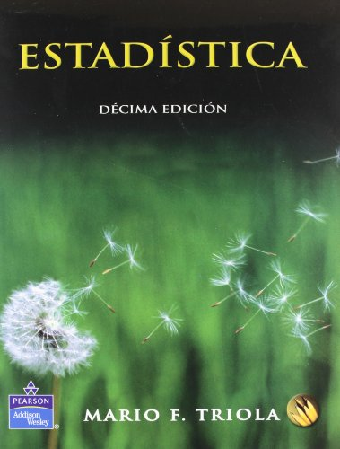 Estadistica (10th Edition) (Spanish Edition): Triola, Mario F.