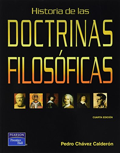 9789702613022: HISTORIA DE LAS DOCTRINAS FILOSOFICAS