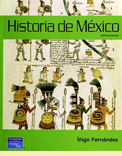 9789702613039: Historia de Mexico (High school) (Spanish Edition)