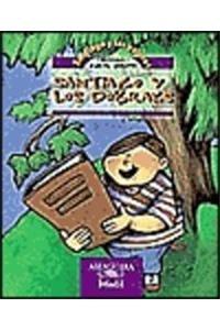9789702901112: Santiago y los Dobraks = Santiago and the Dobraks (Spanish Edition)