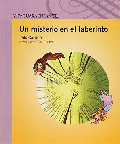9789702902294: Un Misterio En El Laberinto