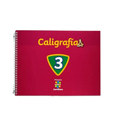 9789702909101: caligrafia 3 grado. santillana integral primari