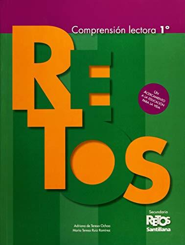 COMPRENSION LECTORA 1 SANTILLANA RETOS SEC: TERESA OCHOA, ADRIANA