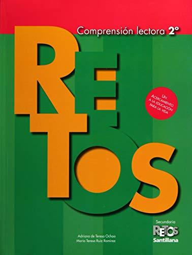COMPRENSION LECTORA 2 SANTILLANA RETOS SEC: TERESA OCHOA, ADRIANA