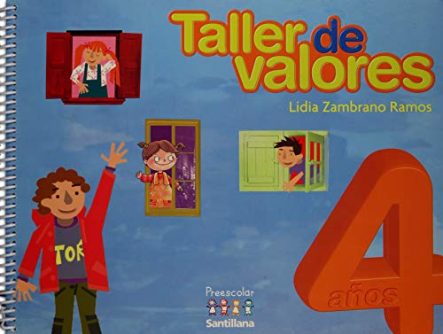 9789702917489: Taller de Valores 4 N.E.