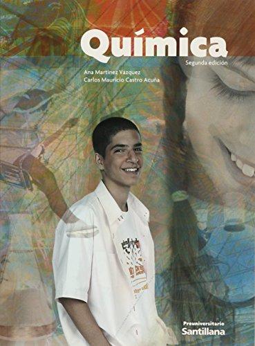 9789702919407: QUIMICA. BACHILLERATO / 2 ED.